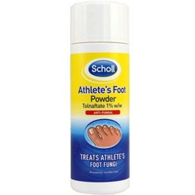 Scholl Athlete`s Foot Powder 75g