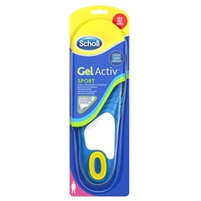 Scholl Gel Active Women Insole Sport