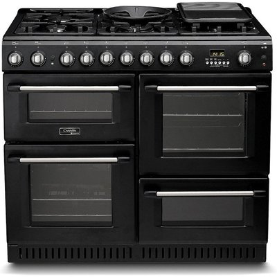 Hotpoint Cannon CH10456GFS 1000 FSD Dual Fuel Range Cooker Anthracite 5016108809167