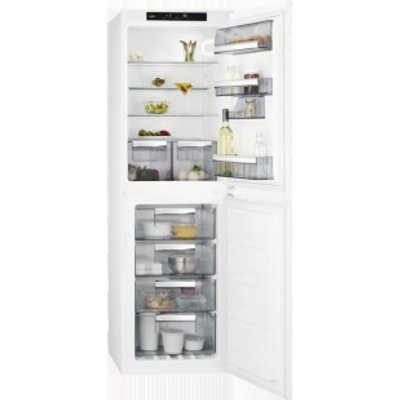AEG SCS8181ENS Built In Fridge Freezer