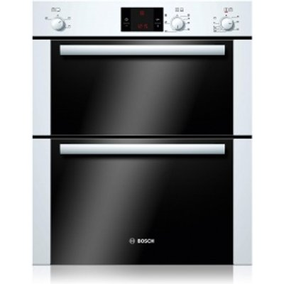 4242002500119 | Bosch HBN13B221B Built Under Double Oven White Store