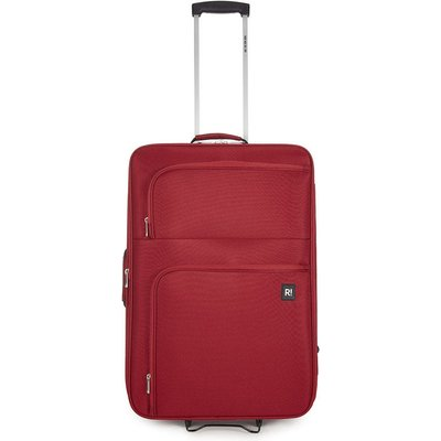 Revelation by Antler 2-Wheel Alex Soft Medium Suitcase - Red