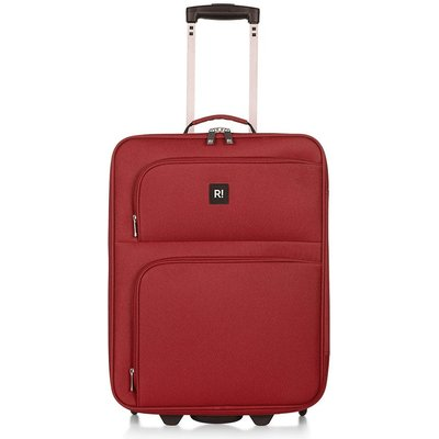 Revelation by Antler 2-Wheel Alex Soft Cabin Suitcase - Red