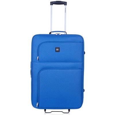 Revelation by Antler 2-Wheel Alex Soft Medium Suitcase - Blue