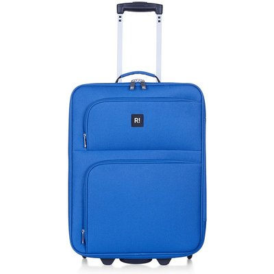 Revelation by Antler 2-Wheel Alex Soft Cabin Suitcase - Blue