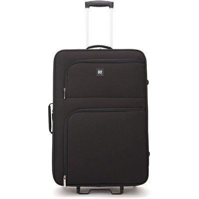 Revelation by Antler 2-Wheel Alex Soft Medium Suitcase - Black