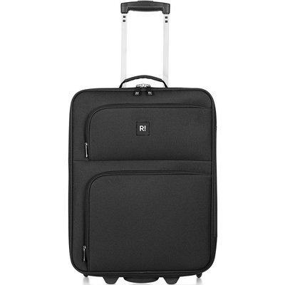 Revelation by Antler 2-Wheel Alex Soft Cabin Suitcase - Black