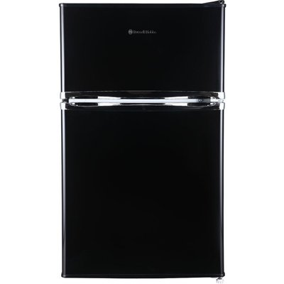 Russell Hobbs RHUCFF50B Under Counter Fridge Freezer - Black