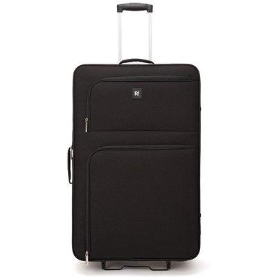 Revelation by Antler 2-Wheel Alex Soft Large Suitcase - Black