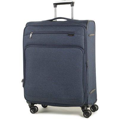 Rock Madison 4-Wheel Medium Suitcase - Navy