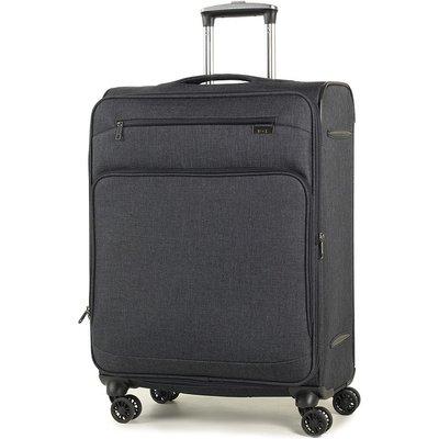 Rock Madison 4-Wheel Medium Suitcase - Black