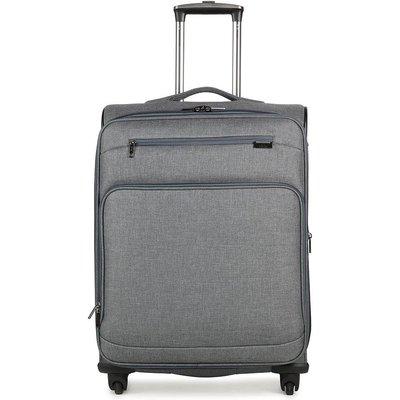 Rock Madison 4-Wheel Medium Suitcase - Grey