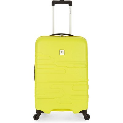 Revelation by Antler Finlay 4-Wheel Hard Medium Suitcase - Yellow