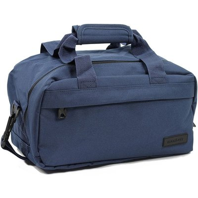 Members by Rock Luggage Essential Under-Seat Hand Luggage Bag - Navy