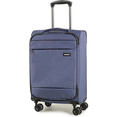 Members by Rock Luggage Beaufort Cabin Suitcase - Navy