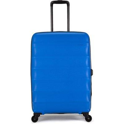 Antler Juno 4-Wheel Medium Suitcase - Blue