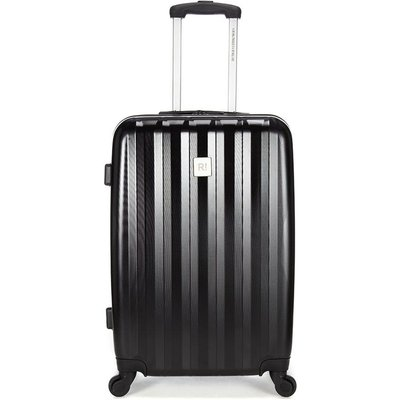 Revelation by Antler Jude 4-Wheel Hard Medium Suitcase - Black