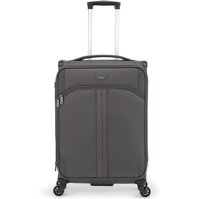 Antler Aire 4-Wheel Medium Suitcase - Charcoal