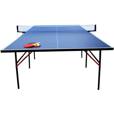 Charles Bentley Full Size 9ft Folding Table Tennis