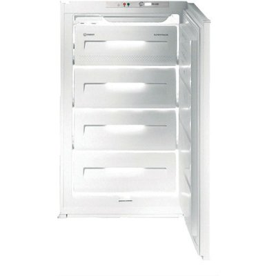 Indesit INF14121 Built-in Freezer - White