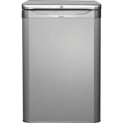 Indesit TZAA10S Under Counter Freezer - Silver