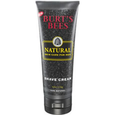 Burts Bees Mens Shave Cream 175ml