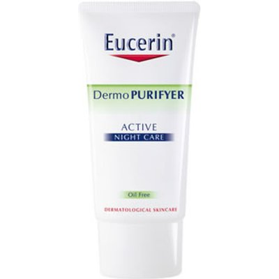 Eucerin DermoPURIFYER Active Night Care 50ml