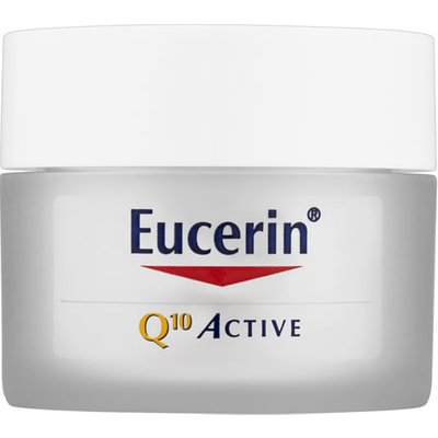 Eucerin Q10 Active Anti-Wrinkle Day Cream for Dry Skin 50ml
