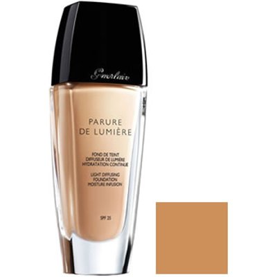 Guerlain Parure De Lumiere Foundation Fluid Dore Moyen 24 30ml