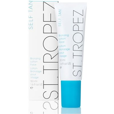 St. Tropez Self Tan Bronzing Lotion Face 50ml