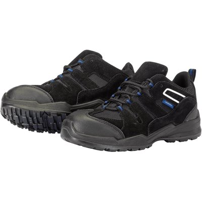 Draper Trainer Style Safety Shoe Black Size 4
