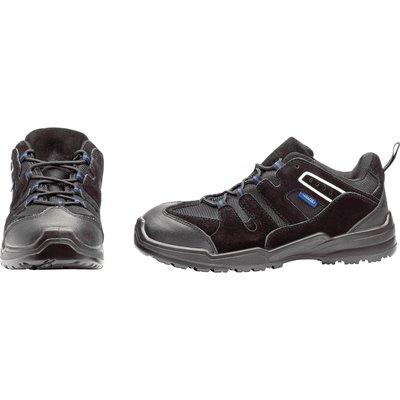 Draper Trainer Style Safety Shoe Black Size 11
