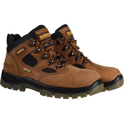 DeWalt Mens Challenger 3 Sympatex Safety Boots Brown Size 11
