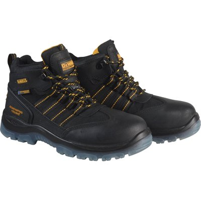 DeWalt Mens Nickel S3 Safety Boots Black Size 7