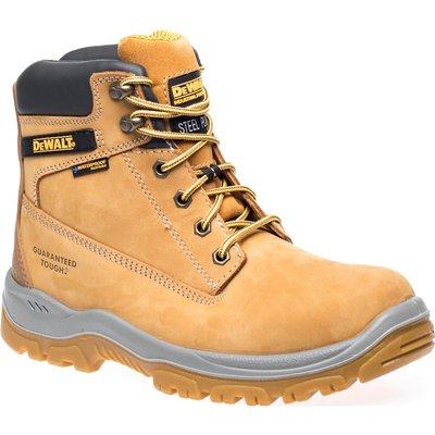 DeWalt Mens Titanium S3 Safety Boots Honey Size 8