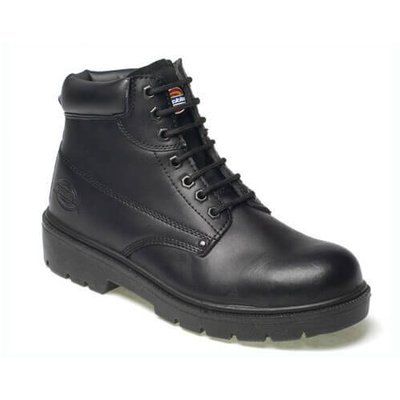 Dickies Mens Antrim Safety Boots Black Size 5