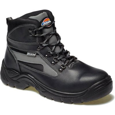 Dickies Mens Severn Safety Boots Black Size 7