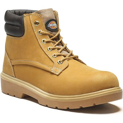 Dickies Mens Donegal Safety Boots Honey Size 5