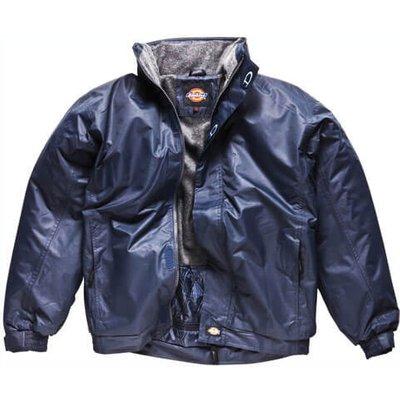 Dickies Mens Cambridge Waterproof Jacket Navy 3XL