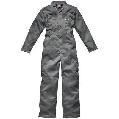 Dickies Mens Redhawk Overalls Grey 54 32