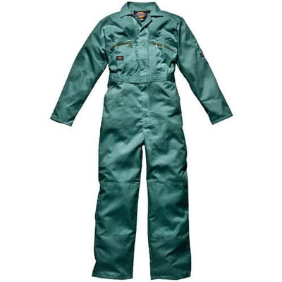 Dickies Mens Redhawk Overalls Lincoln Green 40 30