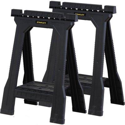 3253561703553 | Stanley Junior Plastic Trestles Pack of 2 Store