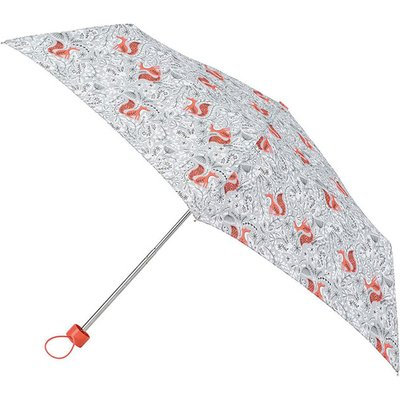 totes Supermini forest animals Print Umbrella (3 Section)