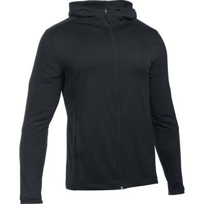 Under Armour ColdGear Infrared Grid Hoodie   Long Sleeve Running Tops