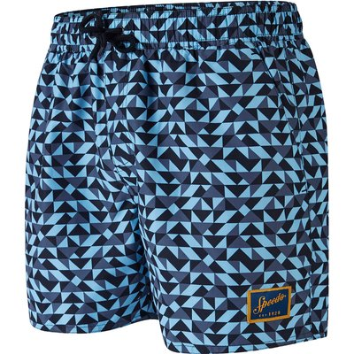 Speedo Vintage Printed 14 Watershort   Adult Swimwear