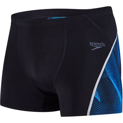 Speedo Fit Graphic Aquashort   Adult Swimwear