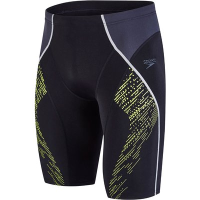 Speedo Fit Panel Jammer   Adult Swimwear