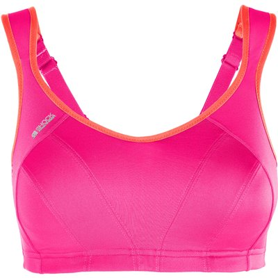 Shock Absorber Active Multi Sports Support (Pink/Coral)   Sports Bras & Underwear