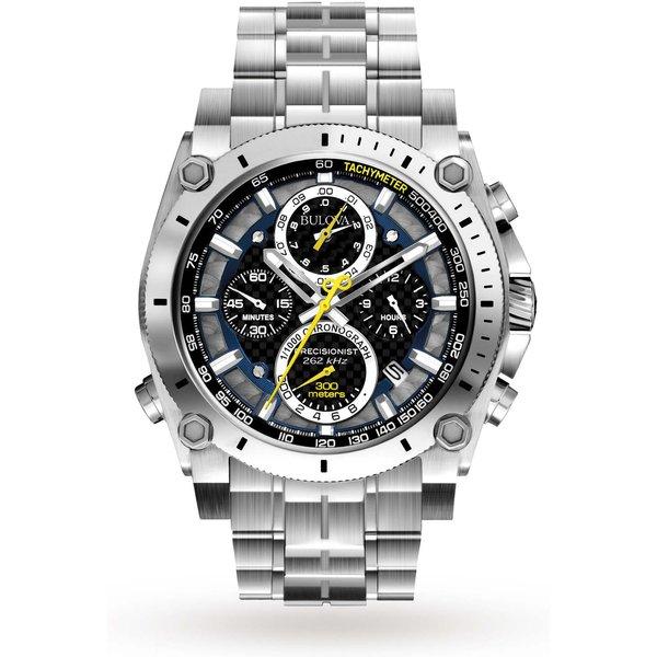 10. Mens Bulova Precisionist Chronograph Watch 96G175: £699, Goldsmiths