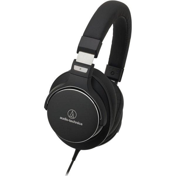 9. AUDIO TECHNICA  ATH-MSR7NC Noise-Cancelling Headphones - Black, Black: £219, Currys